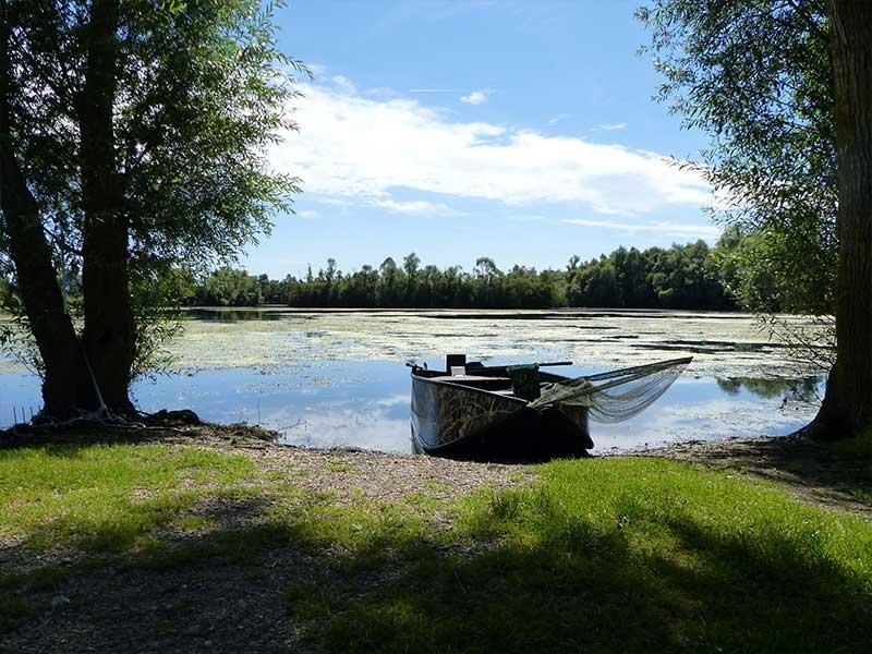 Robin Lake, Domaine de Goncourt