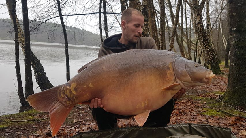 New Lake Record for Vaulaurent - 32 kg 400 or 70.6lb